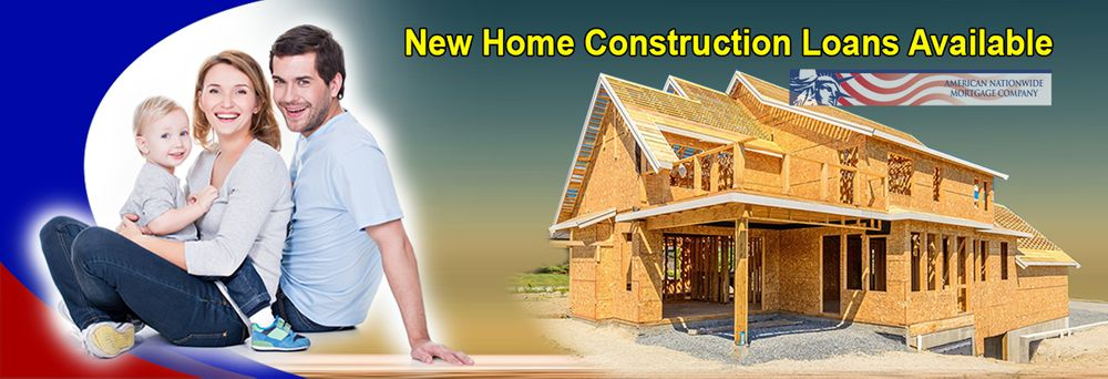 new home construction loans available